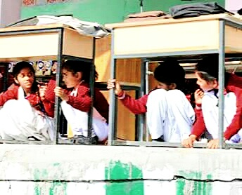 Steps for conducting Earthquake Drill in Schools
